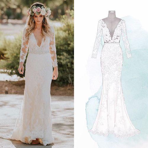 design own wedding dress online, OFF 73%,Quality assurance,